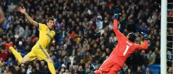 رئال مادرید ۱ – ۳ یوونتوس ، لیگ قهرمانان اروپا